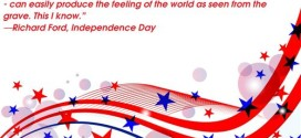 Best Independence Day Quotes Of Richard Ford