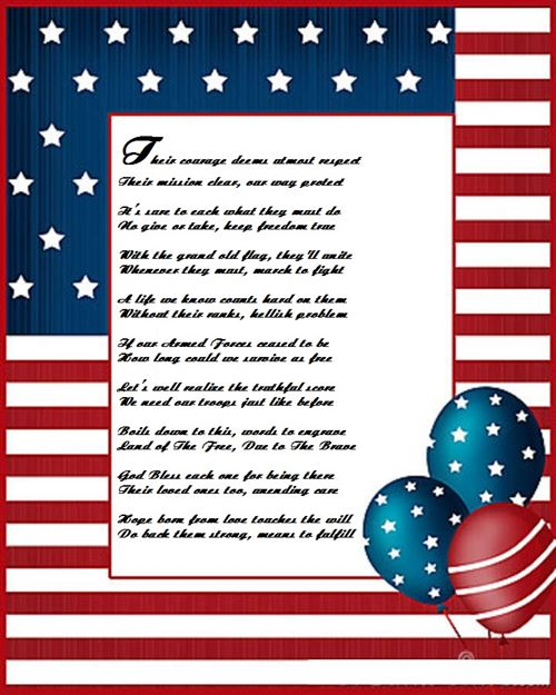 Famous Independence Day Poems For Kids
