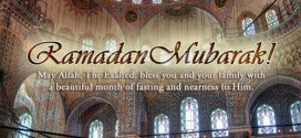 Famous Ramadan Mubarak Quotes In English