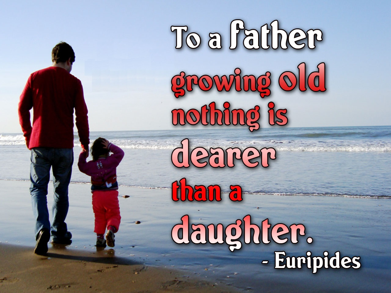 Happy Father's Day Quotes From Daughters