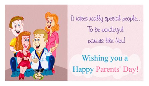 Famous Parents Day Quotes And Sayings