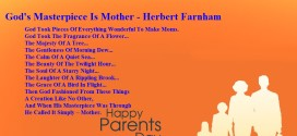 Top Free Religious Parents Day Poems