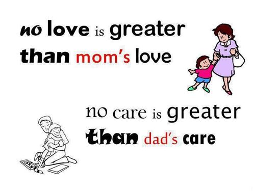 Top Parents Day Quotes Messages