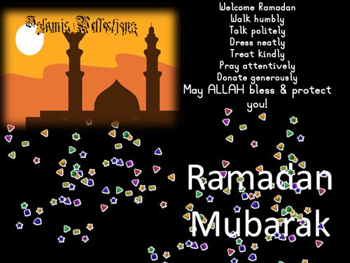 Top Ramadan Mubarak Greetings Quotes