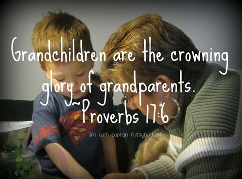 Best Happy Grandparents Day Quotes For Kids