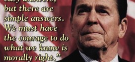 Best Ronald Reagan Quotes On Labor Day