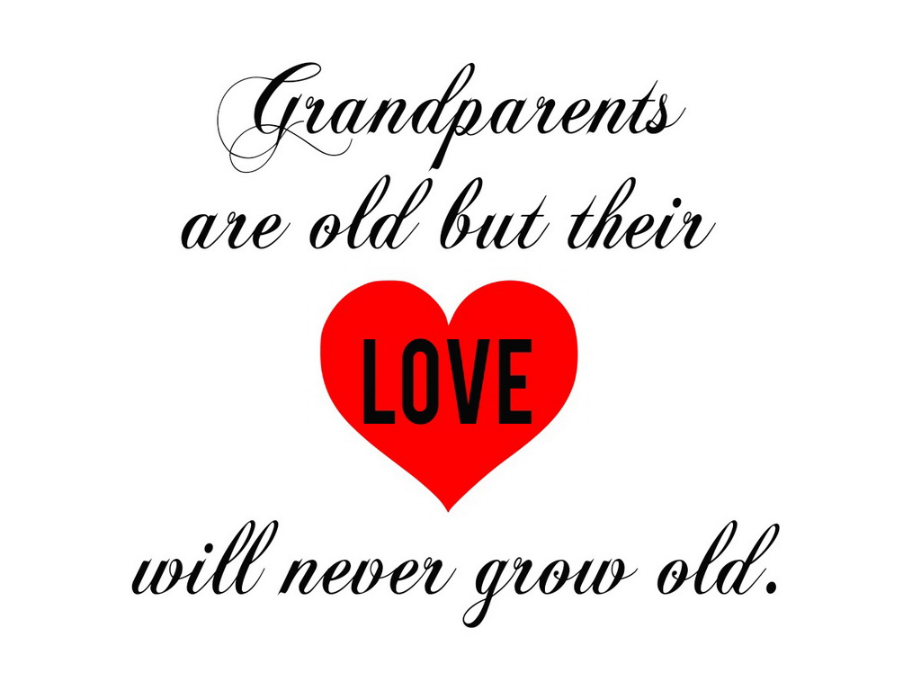 Famous Happy Grandparents Day Quotes And Sayings