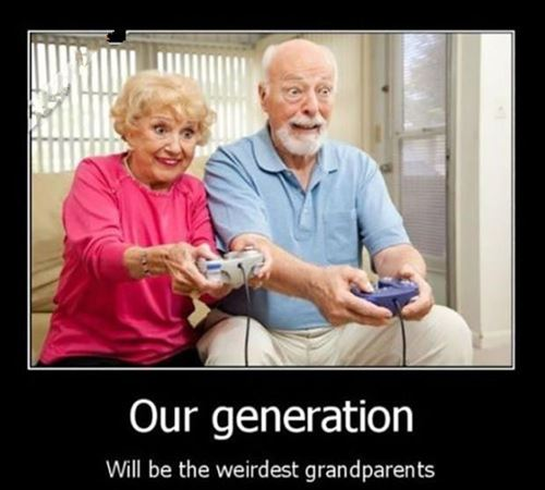 Free Funny Grandparents Day Quotes