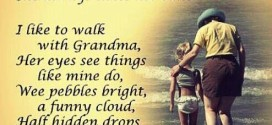 Free Grandparents Day Poems From Toddlers