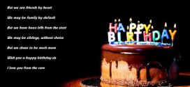 Meanigful Happy Birthday Poems For Sisters