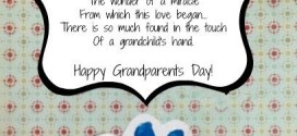 Top Grandparents Day Poems For Preschoolers