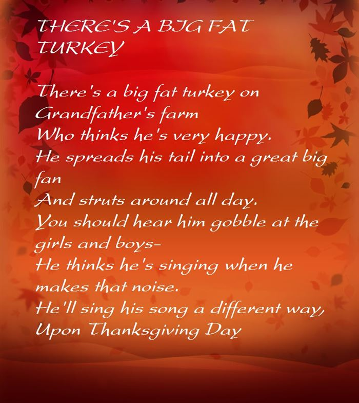 Best Christian Thanksgiving Poems For Friends
