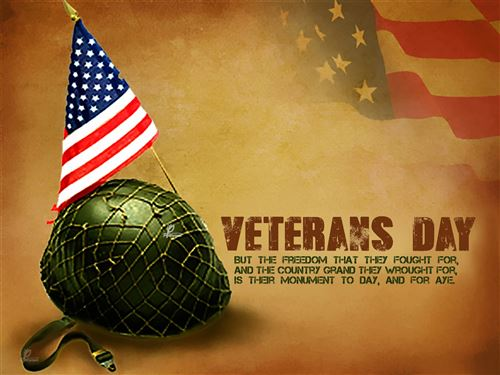 Best Famous Veterans Day Quotes And Sayings