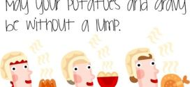 Best Funny Thanksgiving Poems For Adults