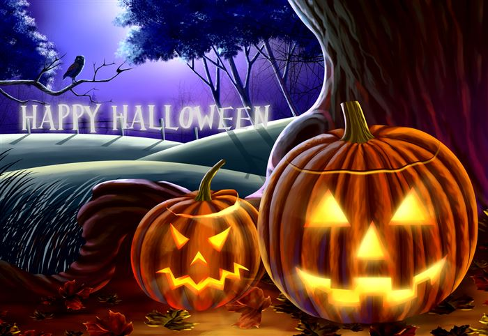 Best Halloween Greeting Cards Messages