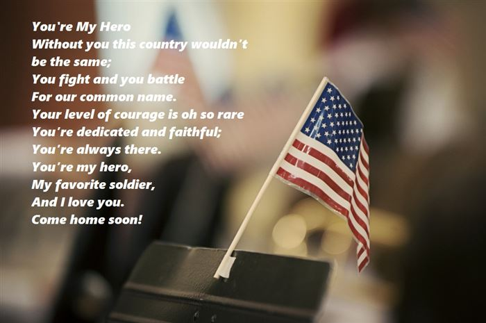 Here Is Some Best Short Veterans Day Thank You Poems For You To Refer ...