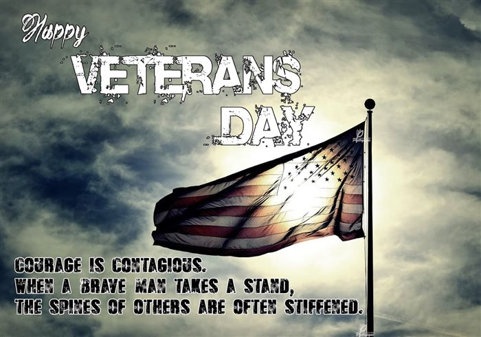 Best Veterans Day Quotes Thank You