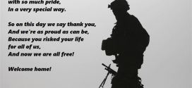 Famous Poems About Veterans Day