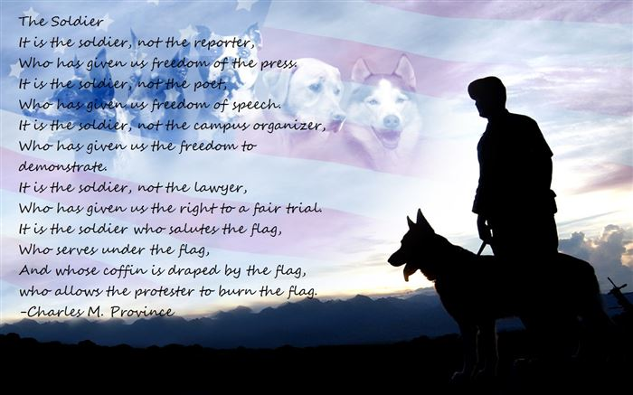 Famous Short Veterans Day Poems For Children