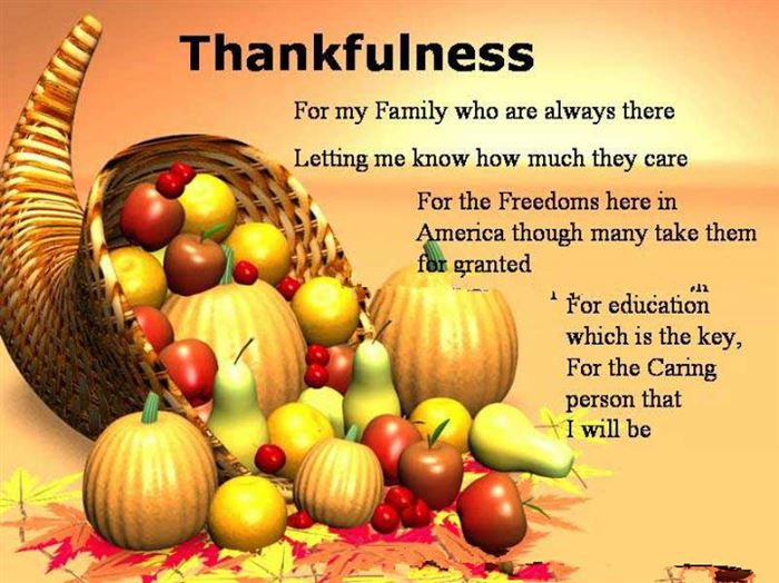 thanksgiving quotes day
