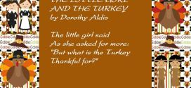 Funny Thanksgiving Poems For Friends