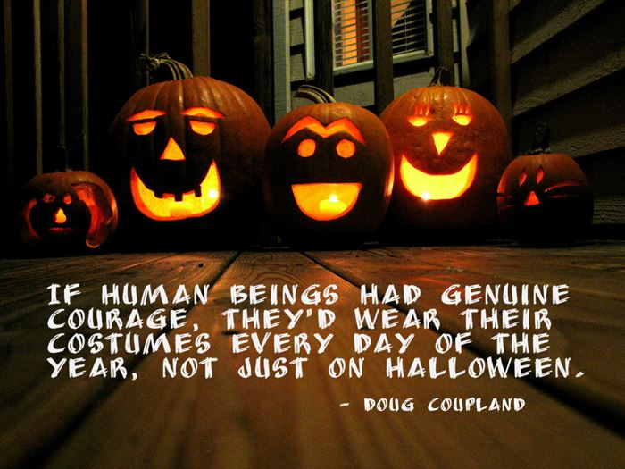 Meaning Halloween Quotes For Scrapbooking
