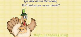 Top Funny Thanksgiving Poems For Children
