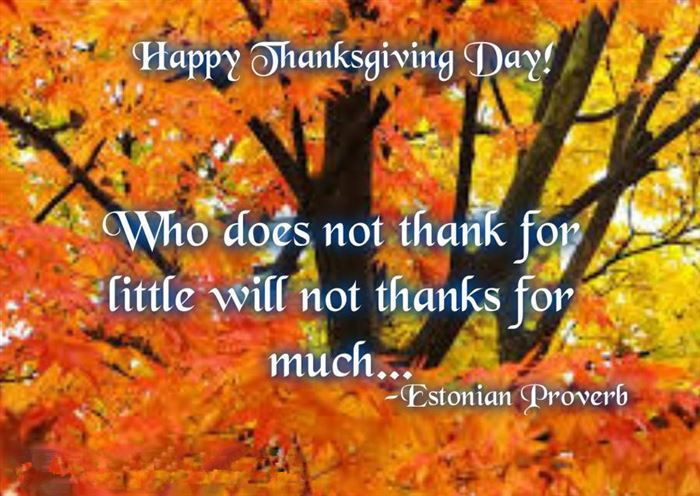 Top Happy Thanksgiving Quotes For Businesses