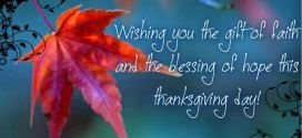 Top Thanksgiving Day Wishes Messages