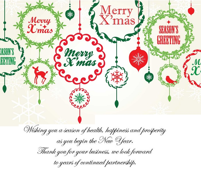 Best Christmas Greeting Messages For Business
