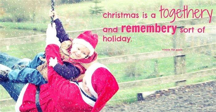 Best Christmas Quotes About Family