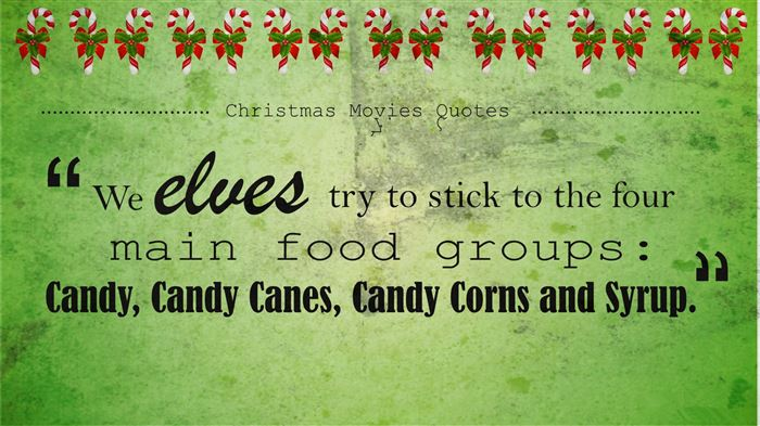 Best Funny Christmas Quotes From Movies