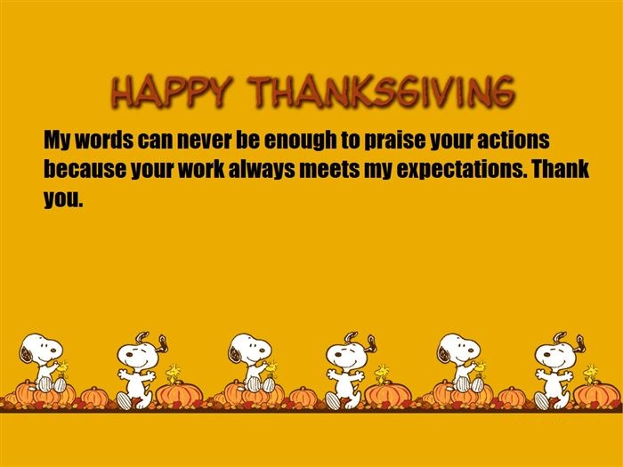 Best Thanksgiving Day 2020 Messages For Employees