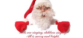 Best Wishes For Christmas And New Year On Cards
