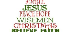 Famous Christian Christmas Greetings Sayings