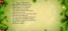 Famous Christian Christmas Poems For Church