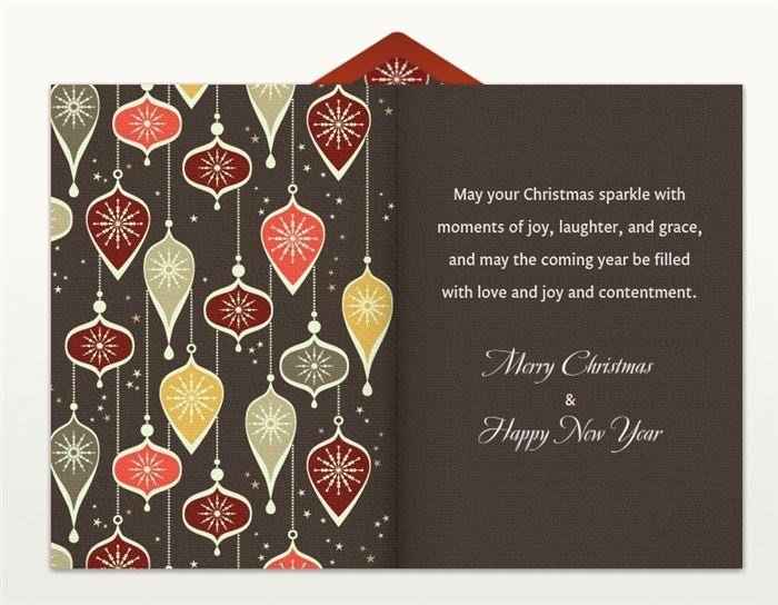 Famous Christmas Card Sayings For Business