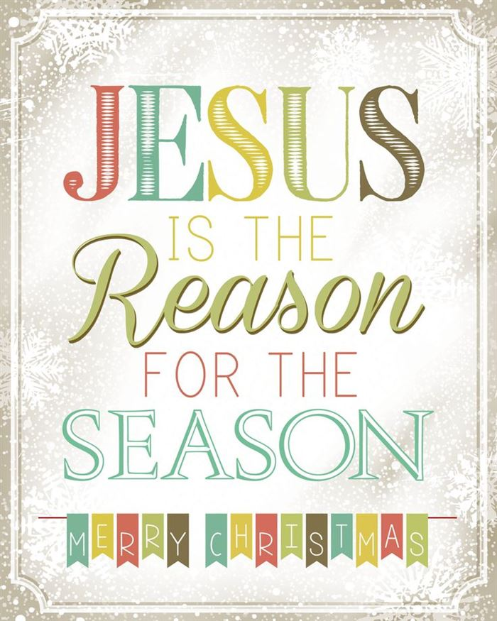 Famous Christmas Quotes About Jesus