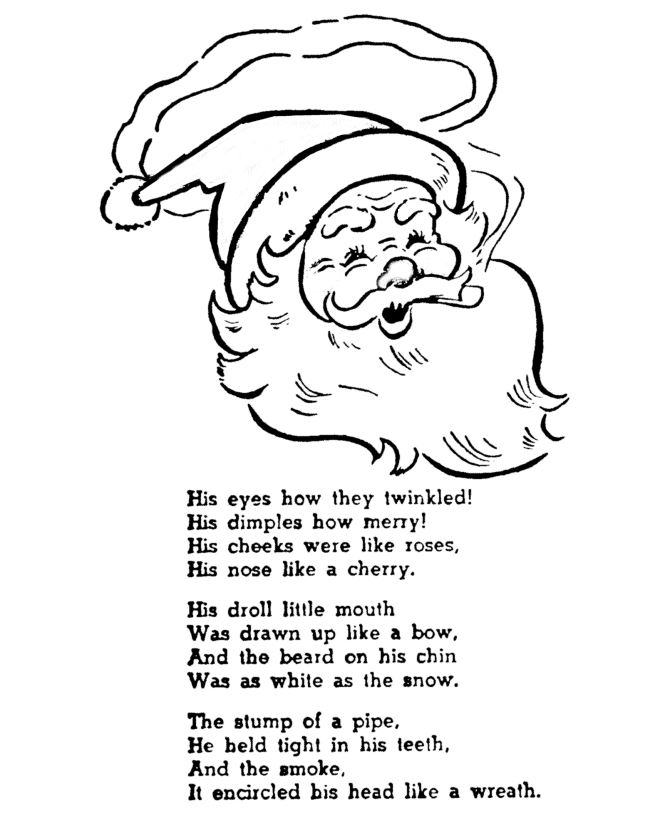 Famous Funny Christmas Poems For Kids