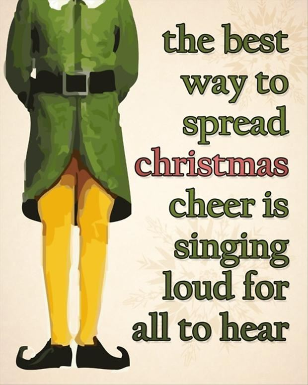 Famous Funny Christmas Quotes And Sayings