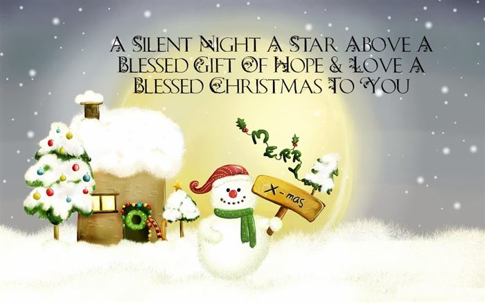 Famous Merry Christmas Wishes Quotes For Facebook
