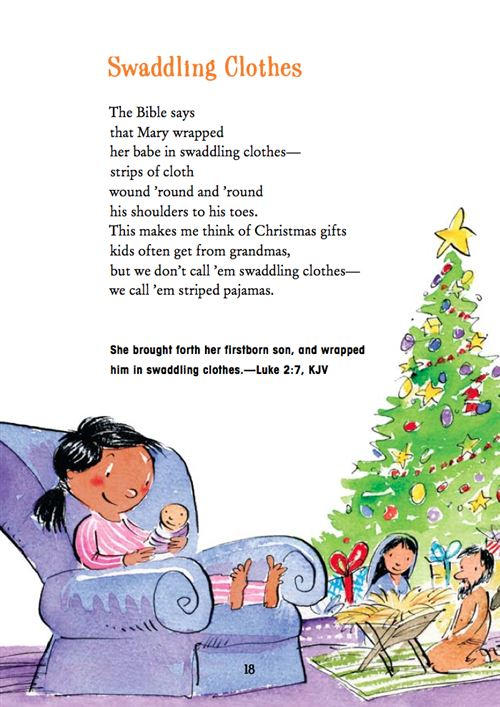Free Short Christmas Poems For Children