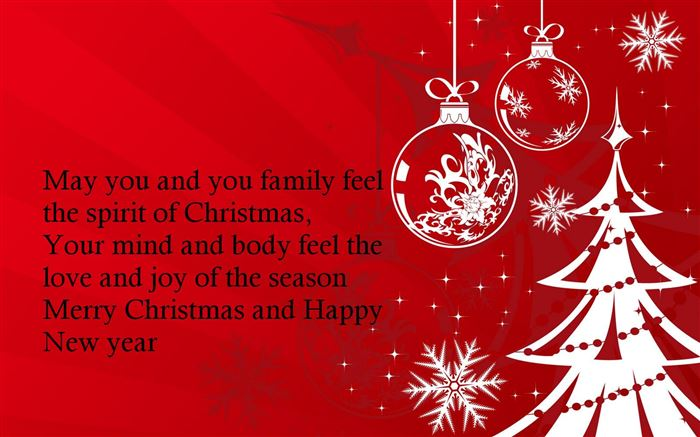 Meaning Christmas Wishes Messages For Family