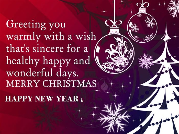 Meaning Happy New Year Greeting Message For Facebook