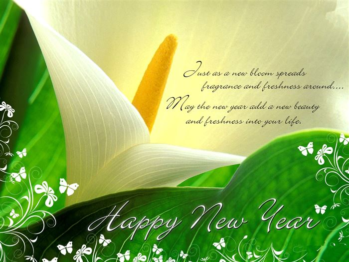 Meaningful Christian Happy New Year Wishes