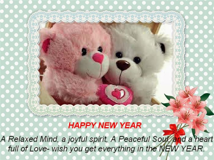 Romantic Happy New Year Messages For Boyfriends