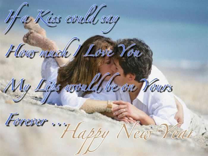 Romantic Happy New Year Quotes For Boyfriends
