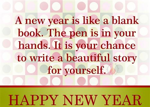 Unique Happy New Year Quotes For Facebook