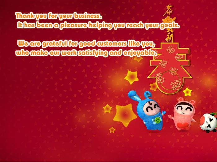 Best Chinese New Year Greeting Message For Clients
