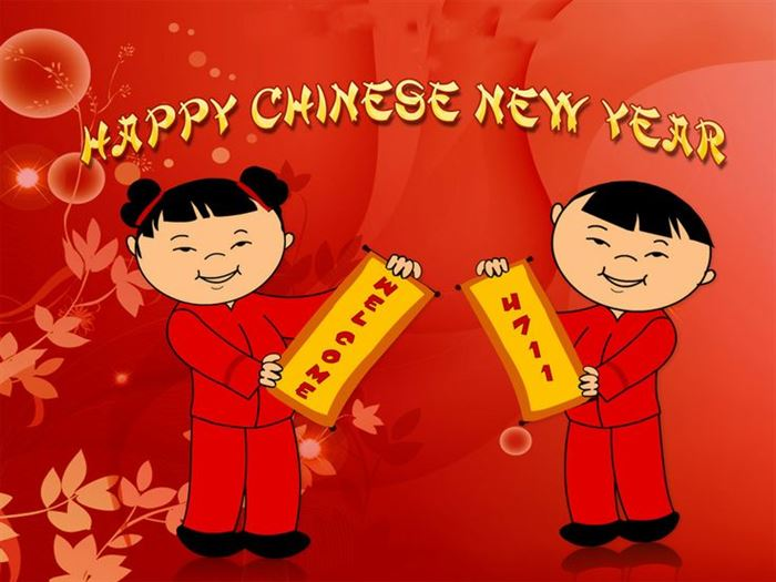Best Chinese New Year Greetings Words In English